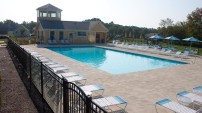 Concrete Pool Deck - 2