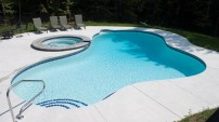 Concrete Pool Deck - 3