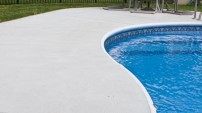 Concrete Pool Deck - 5