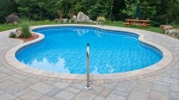 Paver Pool Deck - 2