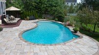 Paver Pool Deck - 3