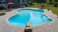 Paver Pool Deck - 6