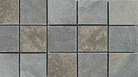 Pool Tile - 2x2 River Rock - Sand