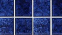 Pool Tile - 3x3 Blue Sapphire