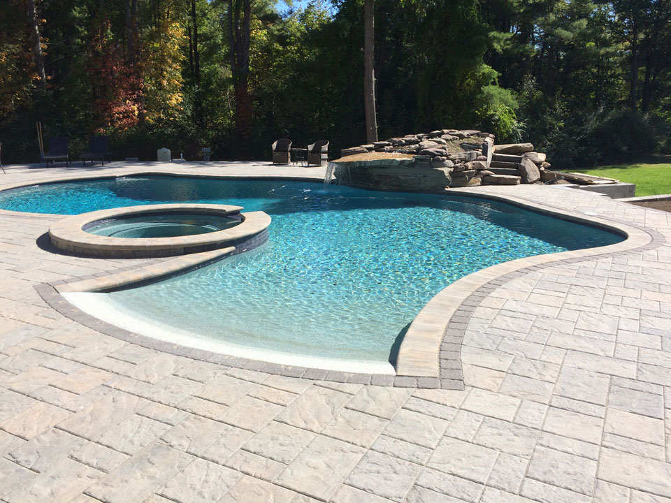 Photo gallery northern pool spa me nh ma for Inground pool dealers near me