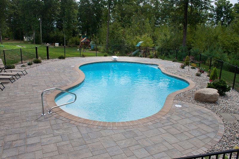 Inground Swimming Pools Maine Joy Studio Design Gallery Best Design