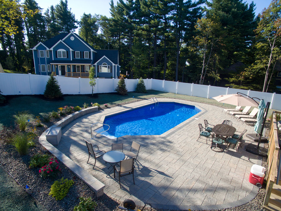 Vinyl Liner Pools Gallery Northern Pool Amp Spa Me Nh Ma