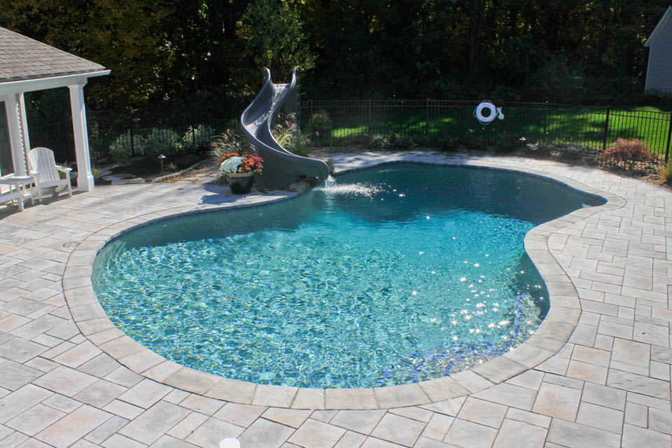 Gunite pools gallery northern pool spa me nh ma for Inground pool dealers near me