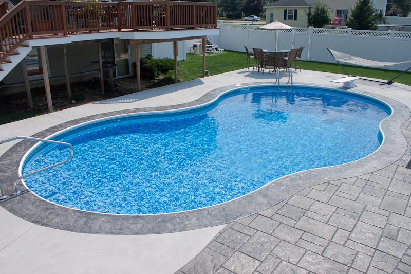 Vinyl Liner Pools Gallery Northern Pool Spa Me Nh Ma
