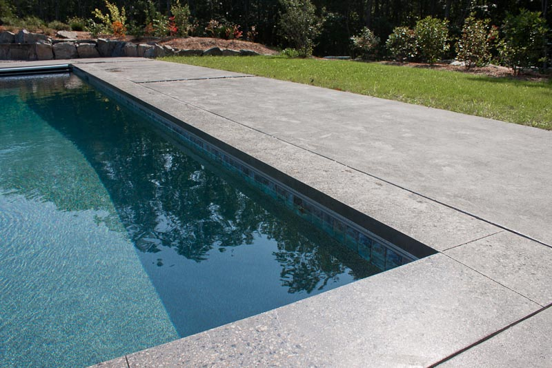 Decorative Concrete Pool Deck   2