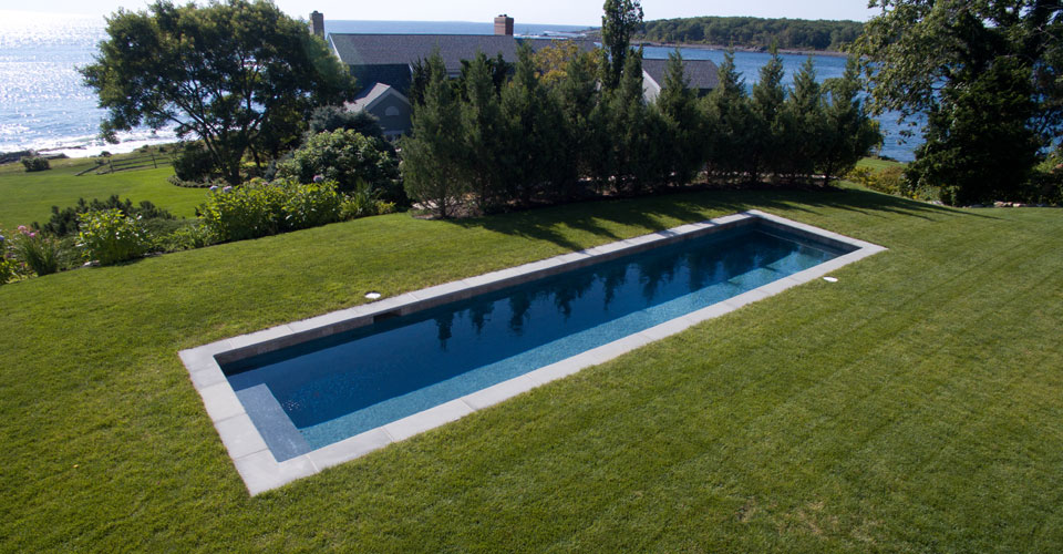 Gunite Pools Gallery - Northern Pool & Spa - ME, NH, MA