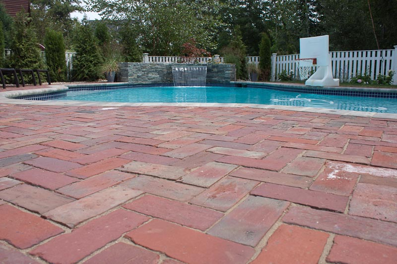 Captivating pool decking ideas concrete ideas best for Pool design options