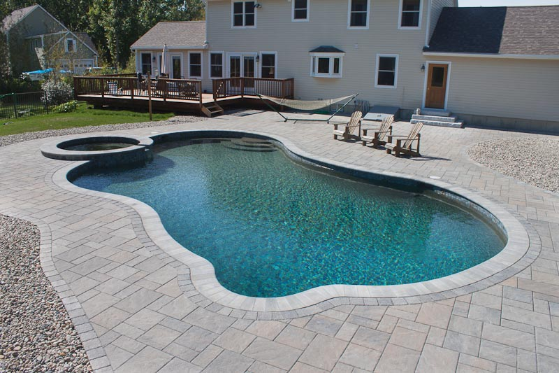 Inground pool finishes 28 images pool design options for Pool design options