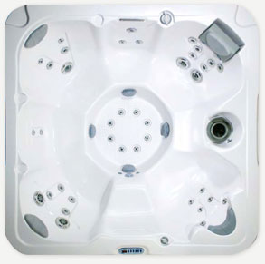 Serenade - @ Home Hot Tubs